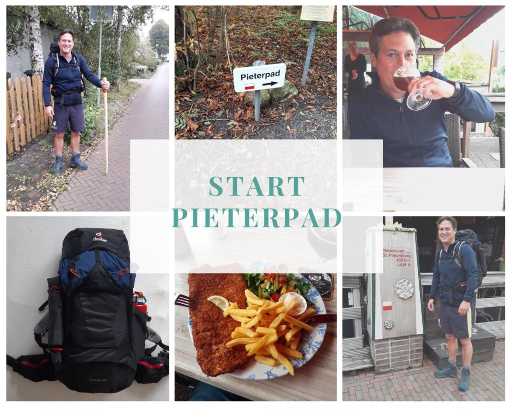 Start Pieterpad